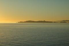 Marseille - View from Les Goudes (www.JnyAroundTheWorld.com - Pictures & Travels) Tags: france marseille provence bouchesdurhone sunset sea mediterraneansea mditerrane islands les landscape nature fog brume mist canon jnyaroundtheworld jenniferlavoura
