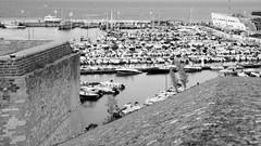 Otranto (point camera) Tags: port porto boats boat otranto molo moli blackandwhite biancoenero monotone monocolore monochrome longexposure lungaesposizione mungheesposizioni seta