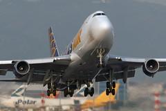 Atlas Air B747-400F N477MC 4966 (CF Yuen) Tags: atlasair 5y gti boeing b747 b747400f 744 n477mc n494mc vhhh hkg hongkong hk 100400lii 100400mmf4556lisiiusm 14xiii 80d canon freighter cargo