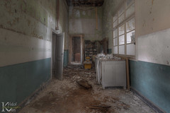 Schools Out 06 (Kristof Ven - beauty in decay / urbex -) Tags: schoolsout ue urbex urban exploration beauty decay abandoned