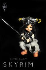 Skyrim_2 (Mista-Oro) Tags: fairyland pukipuki dreaming lily dovahkiin skyrim cosplay bjd doll elderscrollsv