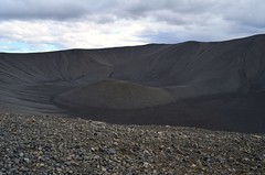 Hverfell (alcoyote89) Tags: myvatn hverfell crater volcano black iceland geology rock