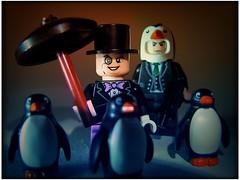 Cobblepot (LegoKlyph) Tags: lego custom penguin cobblepot dc comicbook batman badguy crime gotham