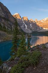 At Moraine Lake (Ken Krach Photography) Tags: lakemoraine