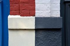 Fragments (srie) (Jean-Luc Lopoldi) Tags: mur abstrait intersection couleurs peintures fragments matriaux textures