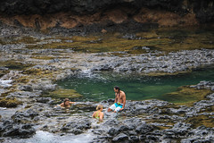 Secret Beach 2016 (10 of 24) (Chuck 55) Tags: secretbeach waterfalls beach pools kauai hawaii