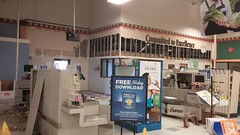 (Begrudgingly) Committed to Removing the Tiles (Retail Retell) Tags: kroger grocery store hernando ms retail desoto county millennium dcor 475 marketplace v478 construction expansion project closure fixture sale emptiness memorabilia
