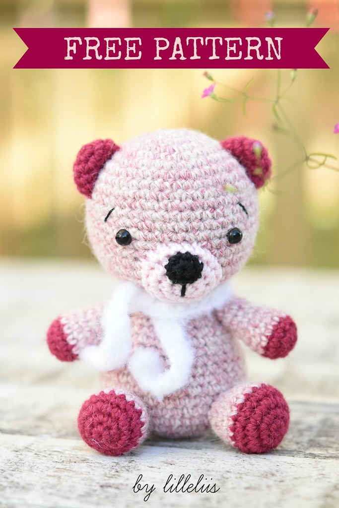 Alpaca Amigurumi Crochet Pattern : The Worlds most recently posted photos by lilleliis ...
