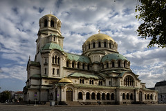 Alexander Nevsky Cathedral (imagek) Tags: sofia bulgaria cathedral architecture building iphone pano