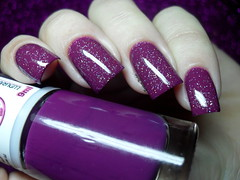 Fullcolor (Ludurana) - Uva + Risqu - Star (Barbara Nichols (Babi)) Tags: fullcolor ludurana uva roxo purple purplenailpolish glitter hologrfico risqu star mos unhas nails nailpolish naillacquer