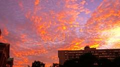 Sunset (brooksbos) Tags: brooksbos boston brooks cybershot dscrx100m2 geotagged hdr light massachusetts newengland rx100m2 rx100 sony summer sky
