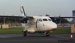 | OK-RDA | Let L-410 UVP-E9 Turbolet (aodhgn_tuohy) Tags: let l410 uvpe9 turbolet gloucester airport uk aircraft airplane aviation passenger flight prop