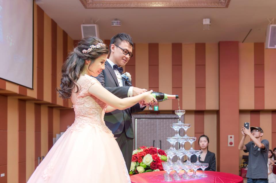 台南婚攝 情定婚宴城堡永康館 婚禮紀錄 C & V 150