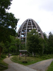 Baumwipfelpfad - Neuschnau (Seesturm) Tags: 2016 seesturm deutschland germany bayern bavaria bayerischerwald wald baumwipfelpfad baum pfad holz natur grn