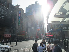 Suitcase Bomb Scare on 42nd Street 2016 NYC 5656 (Brechtbug) Tags: suitcase bomb scare 42nd street west st between 7th 8th avenues midtown manhattan police descended area following reports suspicious package which turned out be small rolling roped off front mcdonalds about 845 am while they investigated nyc 2016 new york city 09212016 false alarm fake bombs