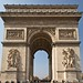 Arc de Triomphe - full frontal