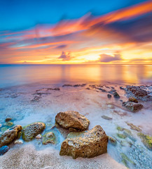 (jetrated) Tags: seascape curacao knip bandabow