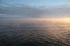 """Sea smoke as the ocean freezes • <a style=""""font-size:0.8em;"""" href=""""http://www.flickr.com/photos/16564562@N02/6963942266/"""" target=""""_blank"""">View on Flickr</a>"""
