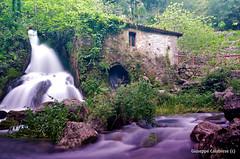 Il vecchio mulino ad acqua di Morigerati (Pino Calabrese) Tags: wild nature salerno wwf morigerati mulinoadacqua giuseppecalabrese