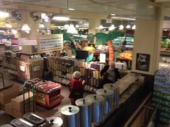Wholefood Market London Kensington (tedesco57) Tags: uk england london coffee fruit market tea kensington wholefood veregtables