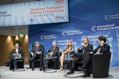 A panel on Day 2 of the Annual Summit in Leipzig