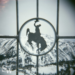 Jackson Hole Mountain Resort Holga (StephenWilliDesigns) Tags: holga lomography tram skiresort wyoming jacksonhole jacksonholemountainresort