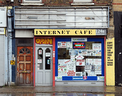 Internet Cafe, Dalston Lane E8 (Emily Webber) Tags: london shops hackney e8 dalstonlane shopfronts londnshopfronts