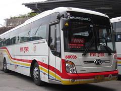 swing out no more! (bentong 6) Tags: bus star la five space rosa paz co universe hyundai luxury sta cabanatuan zaragosa sctex 88035