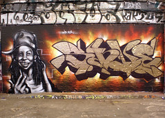 London_4846 (markstravelphotos) Tags: london graffiti shye