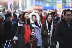 Myeongdong, shopping center of Seoul (CyprienR) Tags: korea seoul 2012 myeongdong coreenne