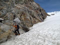 En route pour Rotenboden ... la route est encore longue (* Click-Clack-Kodak ! *) Tags: ski rose trekking switzerland suisse rosa mountaineering zermatt pointe matterhorn monte mont castor valais dufour pollux cervin alpinism breithorn dufourspitze silbersattel liskamm schwarztor