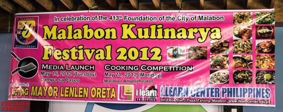 Malabon Kulinarya Festival 2012