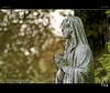 Prayer (tomraven) Tags: light cemetery graveyard statue southwales wales hope peace god you bokeh prayer newport devotion change hdr foveon x3 70300mmf456 sd15 parayers fbdg tomraven aravenimage flickrstruereflection1 q22012