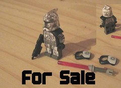 Camo Clone Trooper (Commdr_Neyo ) Tags: