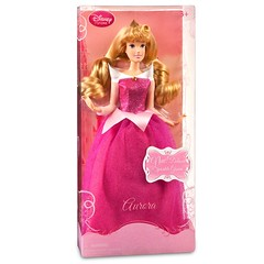 Aurora - 2011 Disney Princess Classic 12'' Doll - Product Image #2 - Boxed (drj1828) Tags: sleeping classic beauty store inch doll princess deluxe disney sparkle aurora 12 gown 2011 unboxed