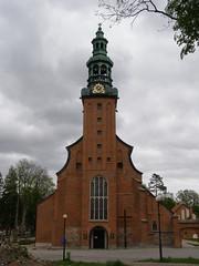 Koci Wniebowzicia NMP (magro_kr) Tags: tower church architecture te