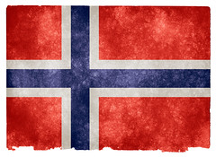 Norway Grunge Flag (Free Grunge Textures - www.freestock.ca) Tags: old blue red white texture norway vintage paper grey europe european cross image antique background flag grunge country stock nation gray picture retro norwegian national page sheet aged scandinavia resource scandinavian textured grungy