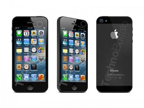 iPhone5発表。