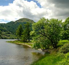 7239 Loch Voil, Scotland (Steve Swis) Tags: uk water june landscape scotland highlands europe britain highland loch trossachs hdr 2012 jstevesw samsungnx5
