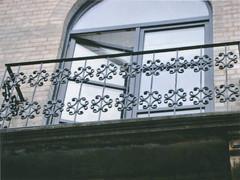 Balcon en fer forg ralis par l'Atelier de Ferronnerie Yasar  Bruxelles (Atelier Ferronnerie Yasar) Tags: bruxelles balcon fer yasar atelier ferronnerie forg
