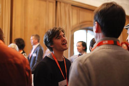 Talent Alumni drinks reception at the Hilton Hotel, Edinburgh