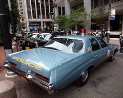 1972 Buick LeSabre Peekskill Police Patrol Car (jag9889) Tags: show old city nyc blue ny newyork classic cars car mobile museum radio vintage buick automobile state antique manhattan police nypd historic financialdistrict company vehicles transportation vehicle annual lesabre 1972 department lawenforcement patrol finest nys 2012 peekskill rmp firstresponders policemuseum oldslip newyorkcitypolicedepartment newyorkcitypolicemuseum jag9889 y2012 692012
