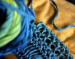 waves of summer knitting (dimitra_milaiou) Tags: life blue summer people color colour detail macro green art love sol up lines yellow shop closeup shirt bag greek design living nikon europe waves pattern colours close bokeh d top object hellas knit july athens hobby kniting blouse clothes yarn greece cotton create vests needles shape pure 90 accesories handknitting dimitra d90   sakalak longshirt              milaiou