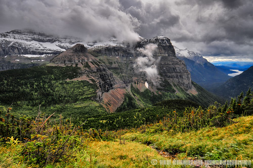 park brown lake wall clouds photography back montana hole... (Photo: jlindhardt on Flickr)