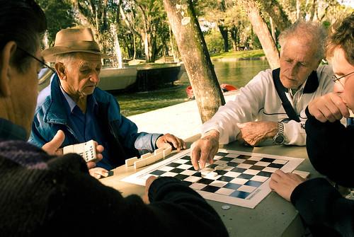 Aumento da população idosa
