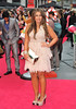 Lauren Goodger The UK premiere of Katy Perry: Part of Me 3D held at the Empire Leicester Square - Arrivals. London, England
