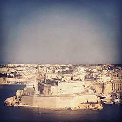 I can never get enough of this view (corabalzan) Tags: sea history beautiful marina square island mediterranean view fort malta squareformat sutro fortification valletta birgu threecities cottonera iphoneography instagramapp uploaded:by=instagram foursquare:venue=4bbb16463db7b7130be6239a