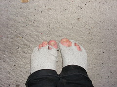 hole socks (lasseman92) Tags: sport socks big sock toe hole bad holes holy terrible torn heel cry trasig hobo hollow ragged tattered holey inherited hl t holysock strumpa straff hl luffar sockholes strumphl utslitna