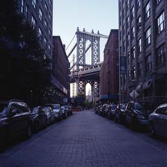 Cliche (DeShaun Craddock) Tags: newyorkcity brooklyn mediumformat landscape analogphotography filmphotography analoguephotography rolleiflexautomatmx rolleiflexautomatk4a rolleiflexautomattype4