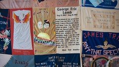 2012 AIDS Quilt DC 13798 - George Lamb - 25 years old (tedeytan) Tags: dc aids hiv hrc aidsquilt equality discrimination dt18250mmf3563 aidsquiltdc
